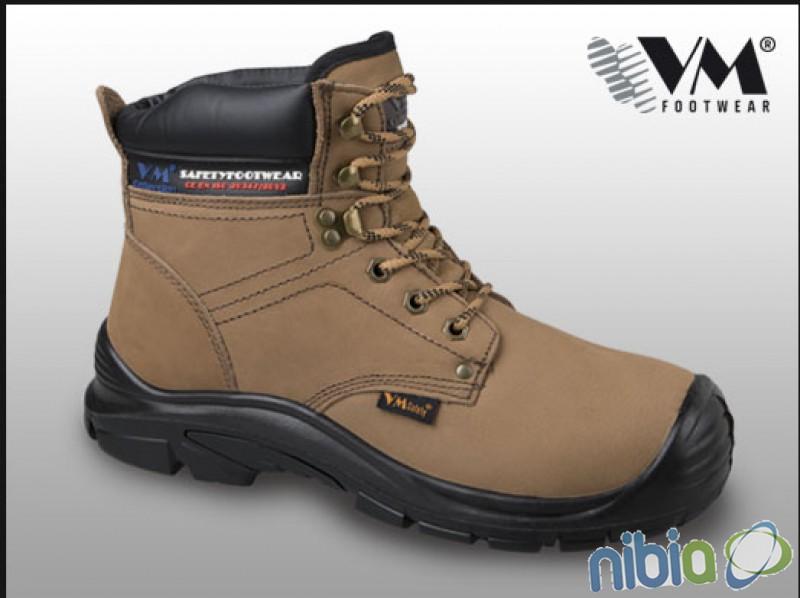 Členková pracovná obuv VADUZ 2770-O1
