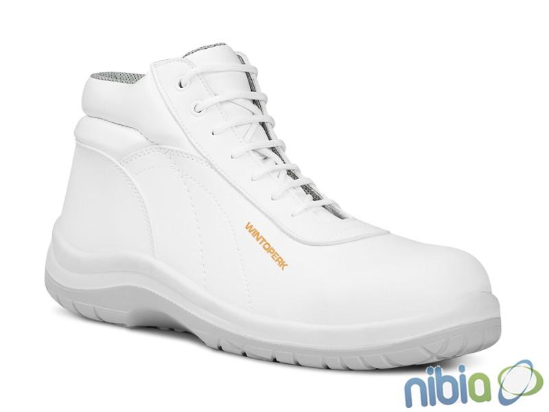 Členková obuv White FOX S2 f.10